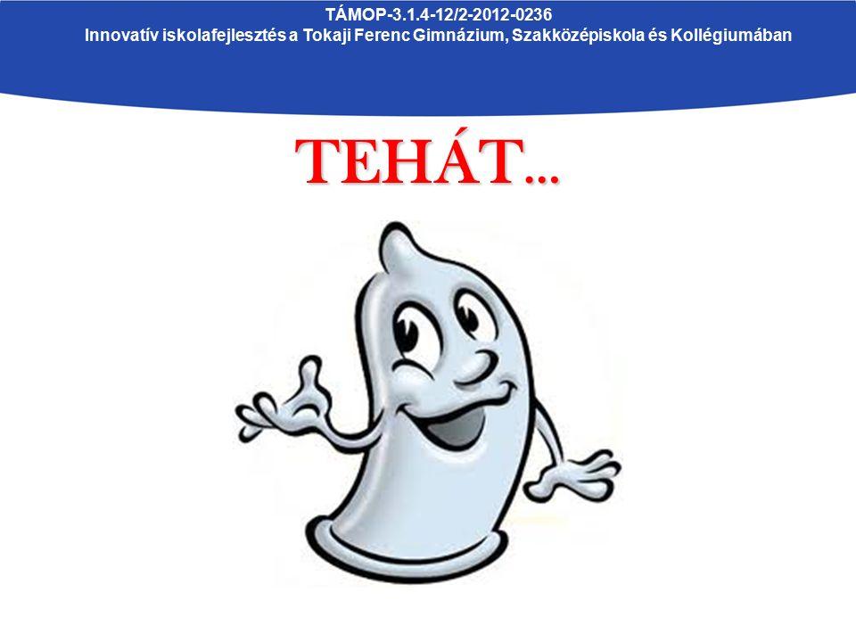 TÁMOP-3.1.4-12/2-2012-0236 Innovatív iskolafejlesztés a Tokaji Ferenc Gimnázium, Szakközépiskola és Kollégiumában TEHÁT …