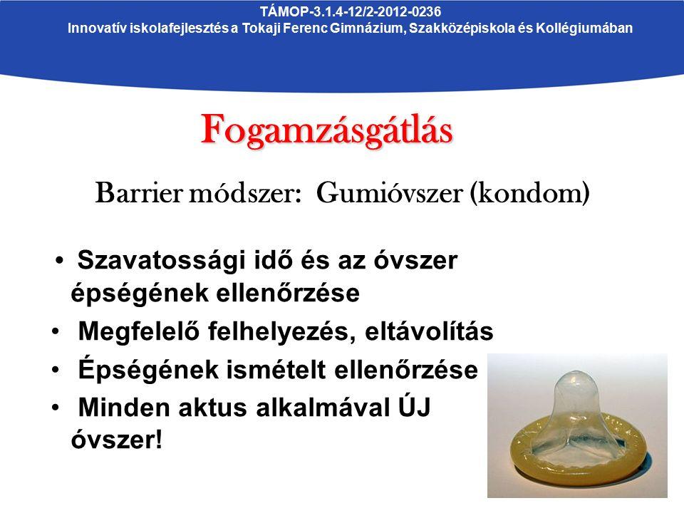TÁMOP-3.1.4-12/2-2012-0236 Innovatív iskolafejlesztés a Tokaji Ferenc Gimnázium, Szakközépiskola és Kollégiumában Mikor állsz készen.