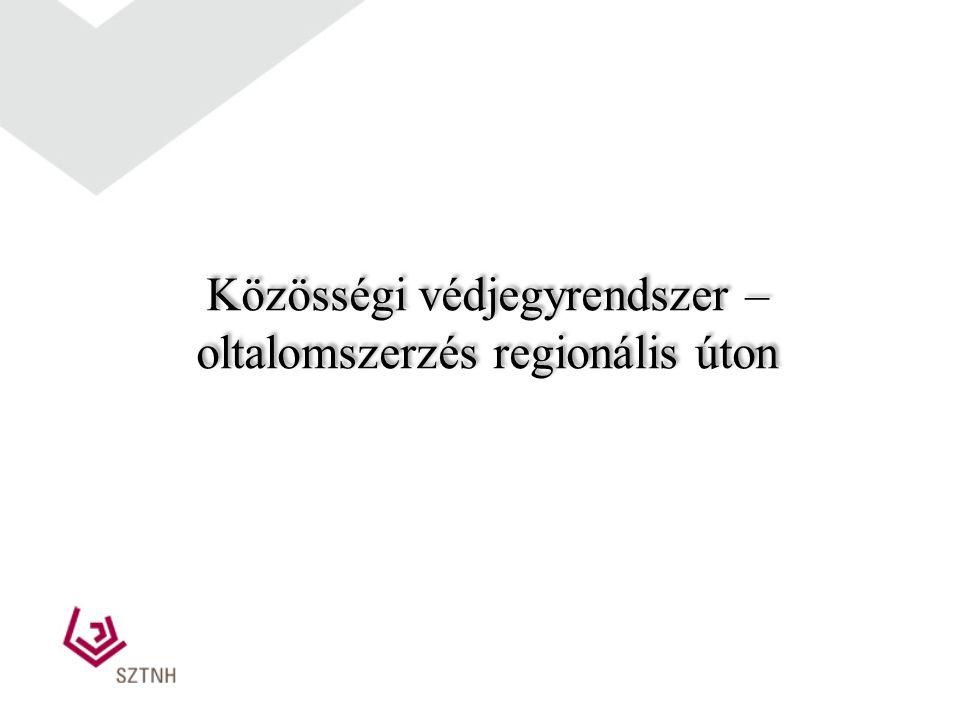 Nemzetközi védjegy oltalom A védjegyoltalom területi hatálya a bejelentő által megjelölt tagállamok területére terjed ki, és a megszerzett oltalom a megjelölt országokban nemzeti úton lajstromozott védjegyekkel azonos jogokat biztosít A nemzetközi védjegy oltalmi ideje egységesen 10 év mindazokban az országokban, amelyekre az oltalom kiterjed; az oltalom korlátlanul megújítható