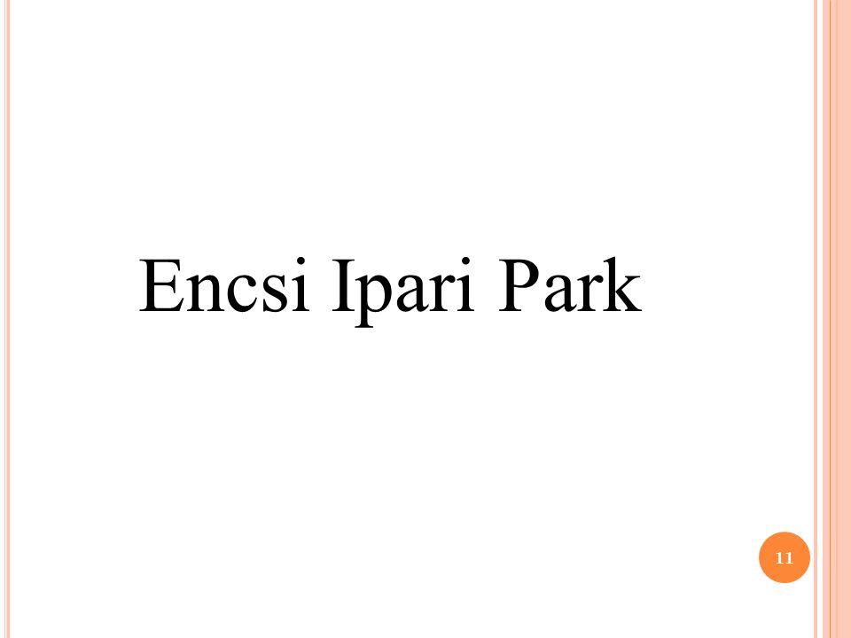 Encsi Ipari Park 11
