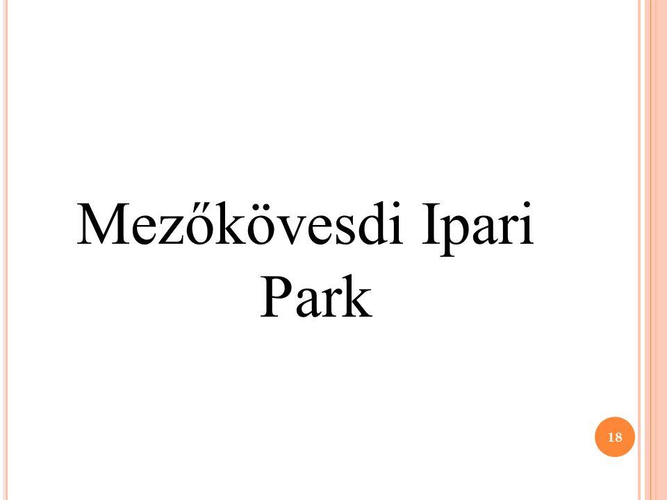 Mezőkövesdi Ipari Park 18