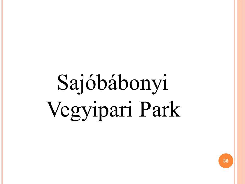 Sajóbábonyi Vegyipari Park 35