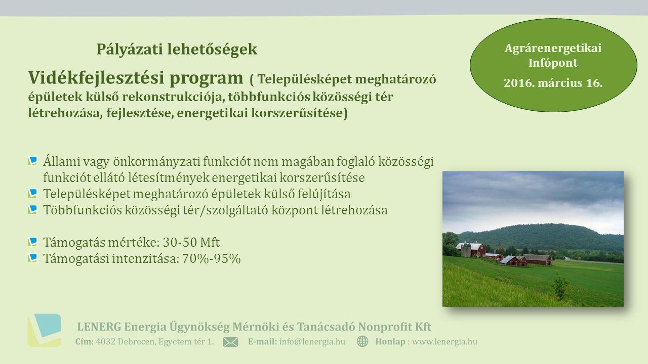 Pályázati lehetőségek Közvetlen brüsszeli pályázatok Naprakész információk az aktuális pályázati felhívásokról www.palyazatokmagyarul.hu www.nyeromagyarok.hu Aktuális felhívás Európa a polgárokért program 2.