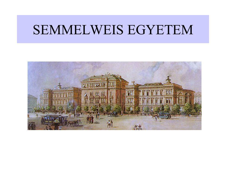 SEMMELWEIS EGYETEM