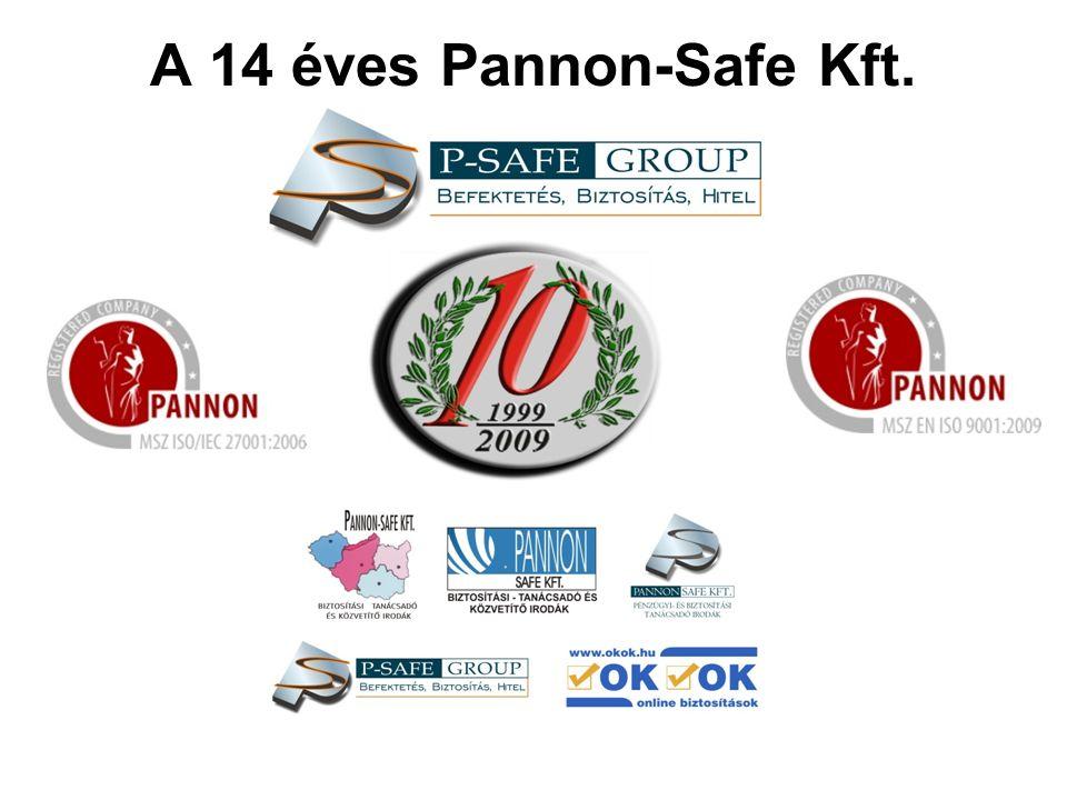 A 14 éves Pannon-Safe Kft.