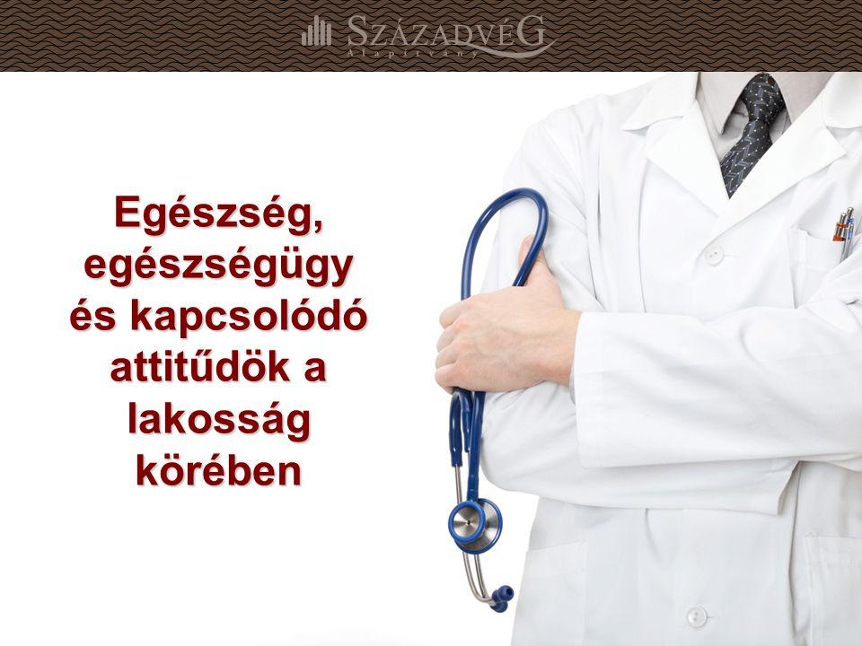 7 7 Kapcsolat az egészségügyi szereplőkkel Ön mikor vett utoljára igénybe...? (%)