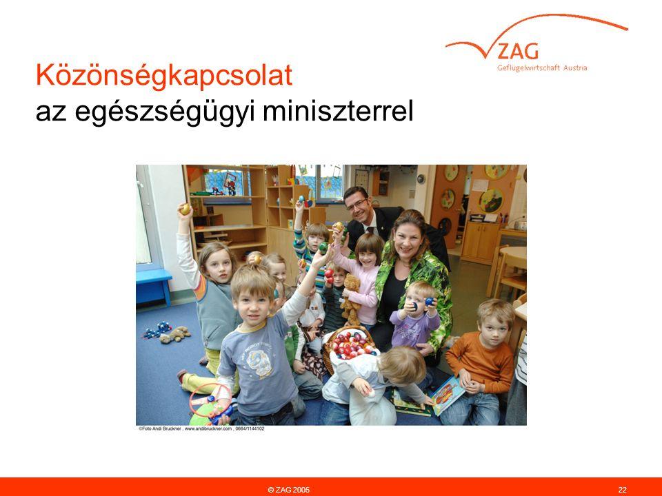 Közönségkapcsolat az egészségügyi miniszterrel © ZAG 200522