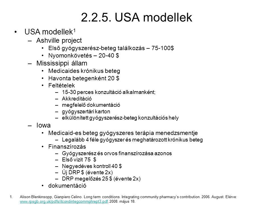 2.2.5. USA modellek 1.Alison Blenkinsopp, Gianpiero Celino.