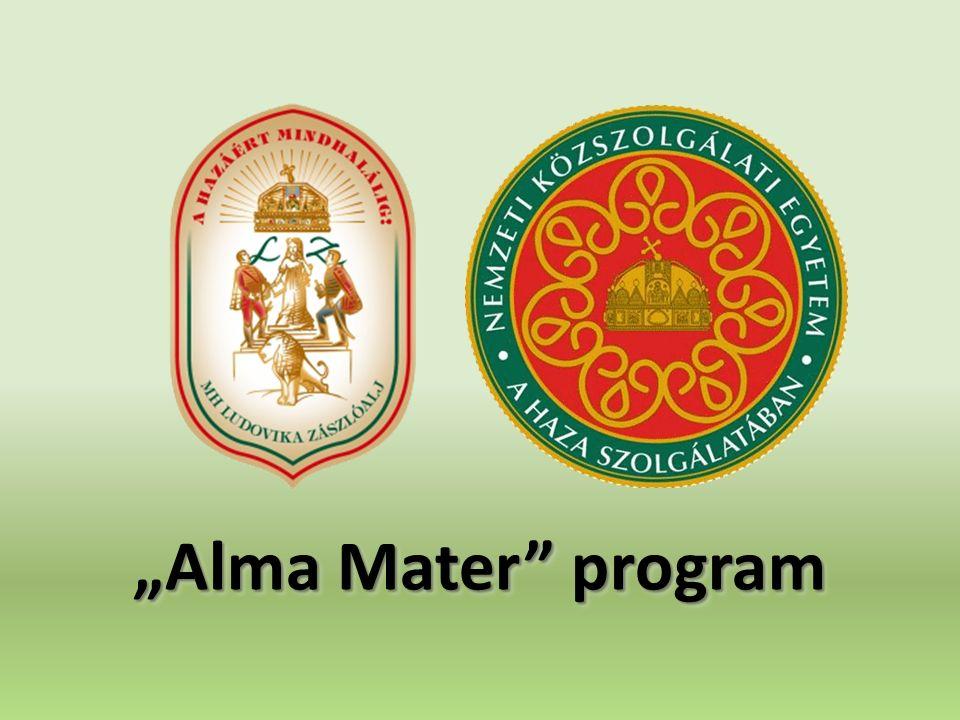 """Alma Mater program"