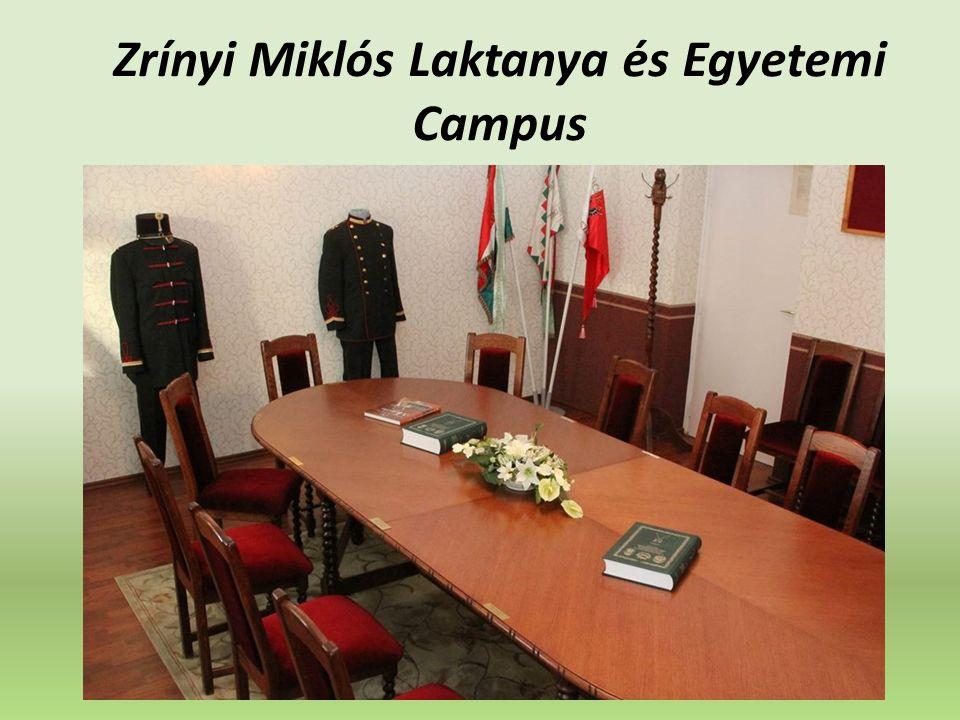 Zrínyi Miklós Laktanya és Egyetemi Campus