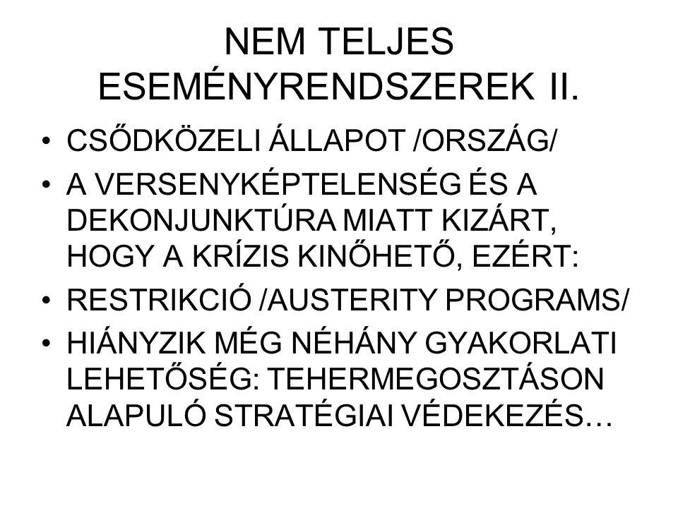 2012Q12012Q22012Q32012Q42013Q1 Euro terület (17 ország)-0,1-0,2-0,1-0,6-0,3 EU (27 ország)0-0,20-0,5-0,1 Belgium0,1-0,40-0,10 Bulgária0,30,1 Csehország-0,5 -0,3 -1,3 Dánia0,3-0,90,9-0,60 Németország0,7-0,10,2-0,50 Észtország0,80,31,40,6 Írország-0,60,8-0,2-0,6 Spanyolország-0,4 -0,3-0,8-0,5 Franciaország0-0,30,2-0,2 Horváthország-0,9-0,4-0,3-0,40 Olaszország-0,6-0,3-0,9-0,6 Ciprus-0,5-0,7-1,3-1,4 Lettország1,21,41,71,4 Litvánia0,30,61,50,71,3 Luxemburg0,6-0,22,2-1,6 Magyarország-1,4-0,60-0,40,7 Málta-0,11,10,60,10 Hollandia-0,30,4-0,9-0,6-0,4 Ausztria0,50,20,1-0,10,1 Lengyelország0,30,10,300,1 Portugália-0,1-1,1-0,9-1,8-0,4 Románia1,4-0,510,3 Szlovénia-0,2-1,1-0,6-0,7 Szlovákia0,40,30,20,10,2 Finnország0,2-1,3-0,3-0,80,3 Svédország0,410,100,6 Egyesült Királyság0-0,50,7-0,20,3 Negyedéves növekedési ráta %- ban Forrás: Eurostat adatbázis