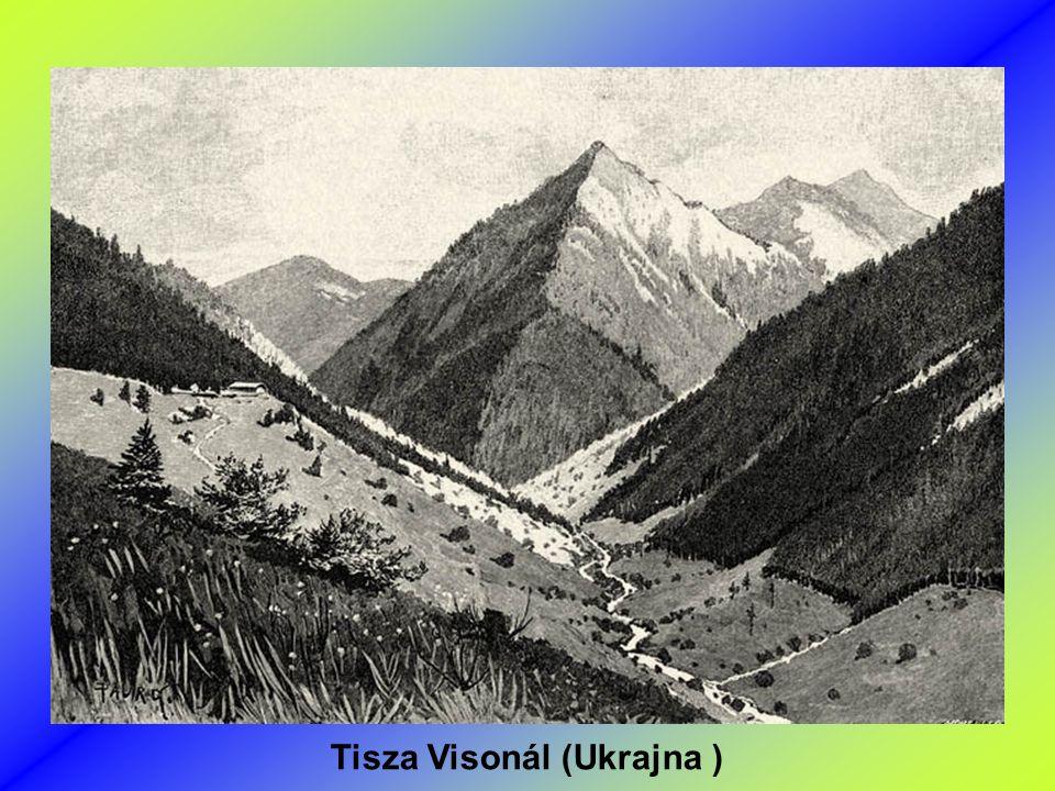 A legmagyarabb folyó. Jókai Mór szerint a Tisza a legmagyarabb folyó. Ez a jelző évszázadokig igaz is volt. Magyarország területén volt a forrásvidéke