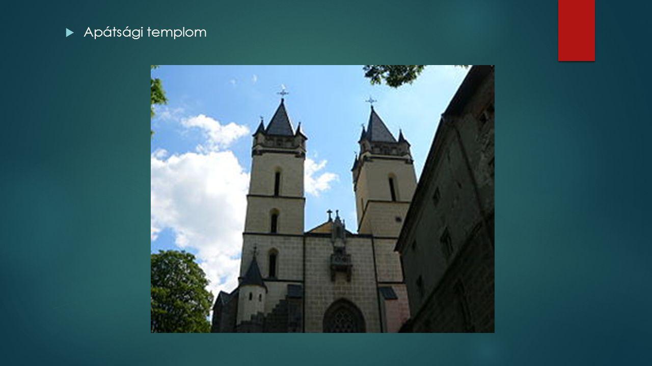  Apátsági templom