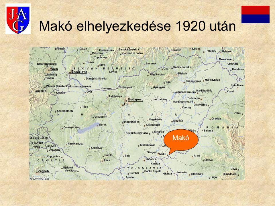 A középítkezések A vármegyei közkórházat a legmodernebb szempontok figyelembevételével bővítették ki.