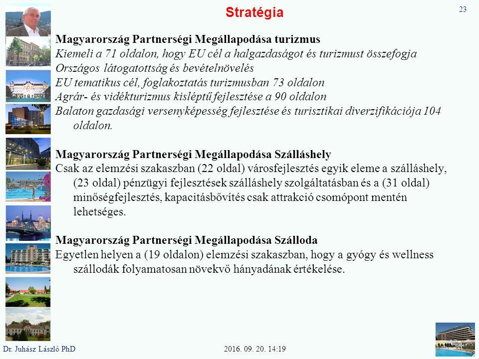 Stratégia Magyarország Partnerségi Megállapodása turizmus Kiemeli a 71 oldalon, hogy EU cél a halgazdaságot és turizmust összefogja Országos látogatot