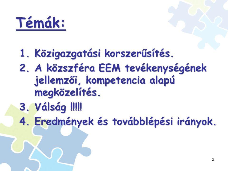 3 1.Közigazgatási korszerűsítés.
