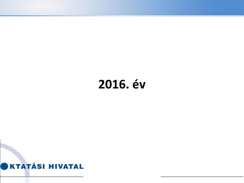 Pedagógusminősítés - 2016.év 2016.