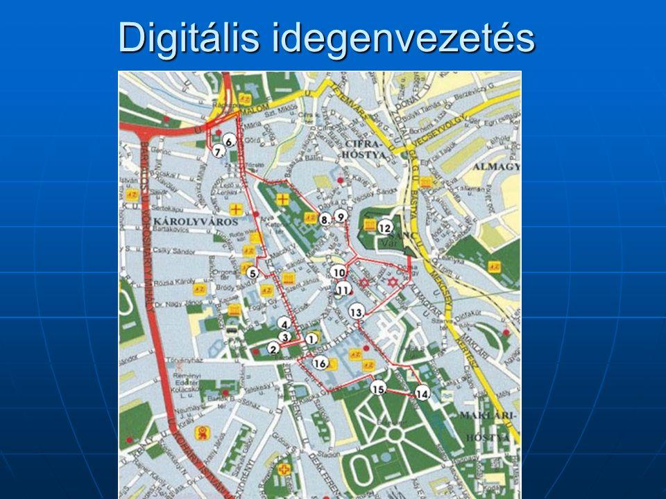 Digitális idegenvezetés