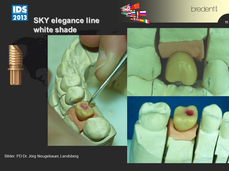 19 SKY elegance line white shade Bilder: PD Dr. Jörg Neugebauer, Landsberg