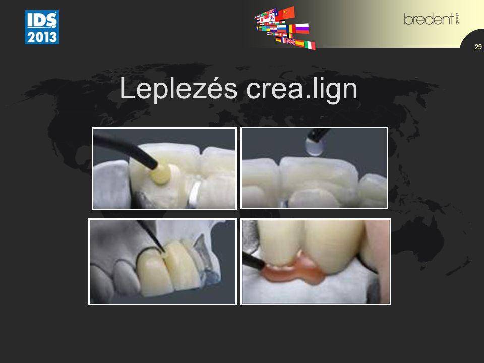 Leplezés crea.lign 29
