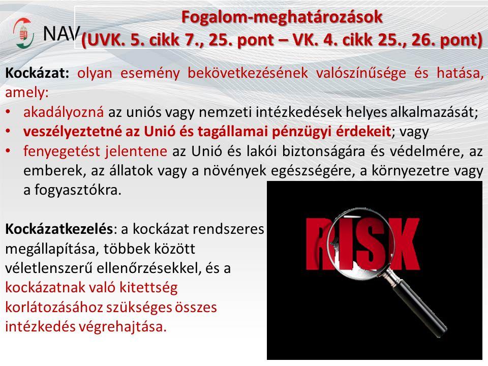 A vám-árunyilatkozat módosítása (UVK.173. cikk - VK.