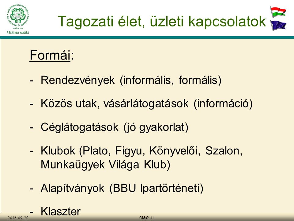 Oldal: 112016. 09. 20.