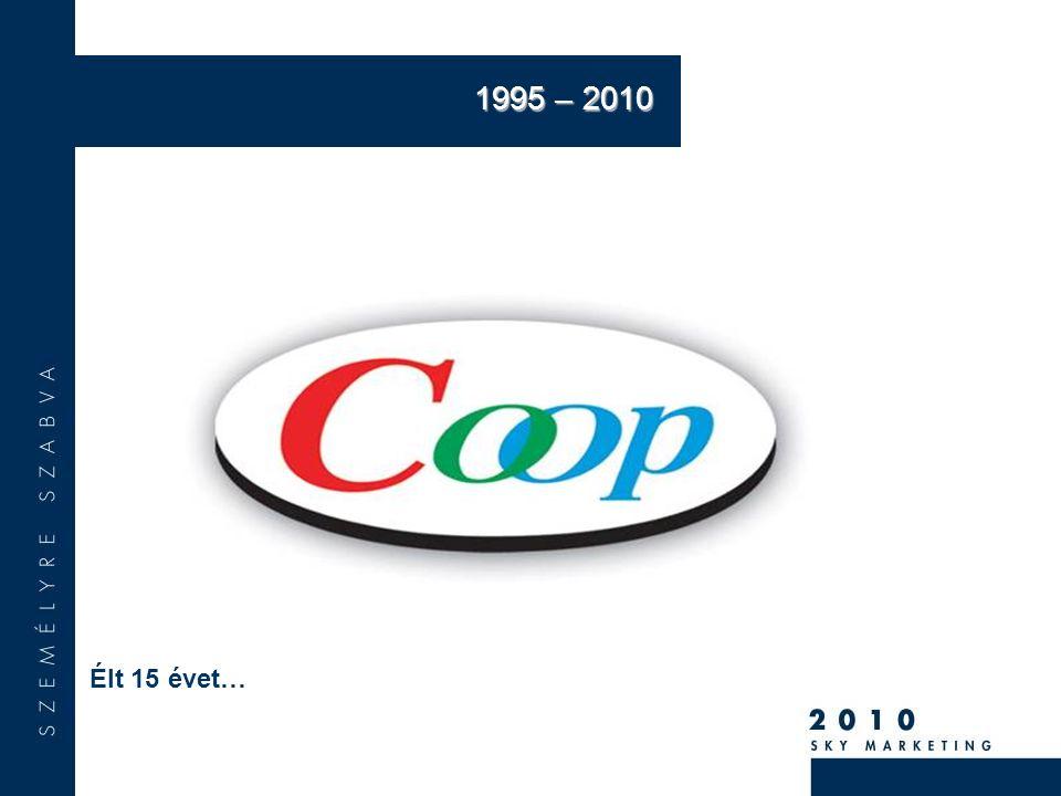 Élt 15 évet… 1995 – 2010