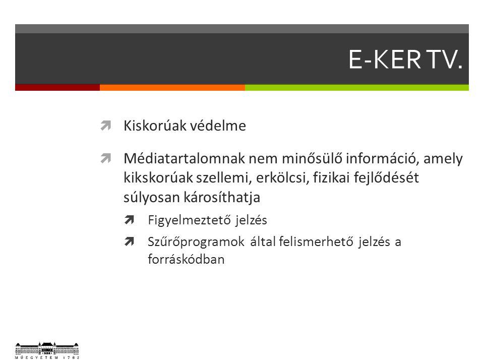 E-KER TV.