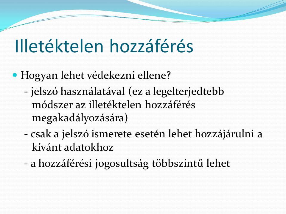Hoax-ok Figyelmeztető körlevelek pl.