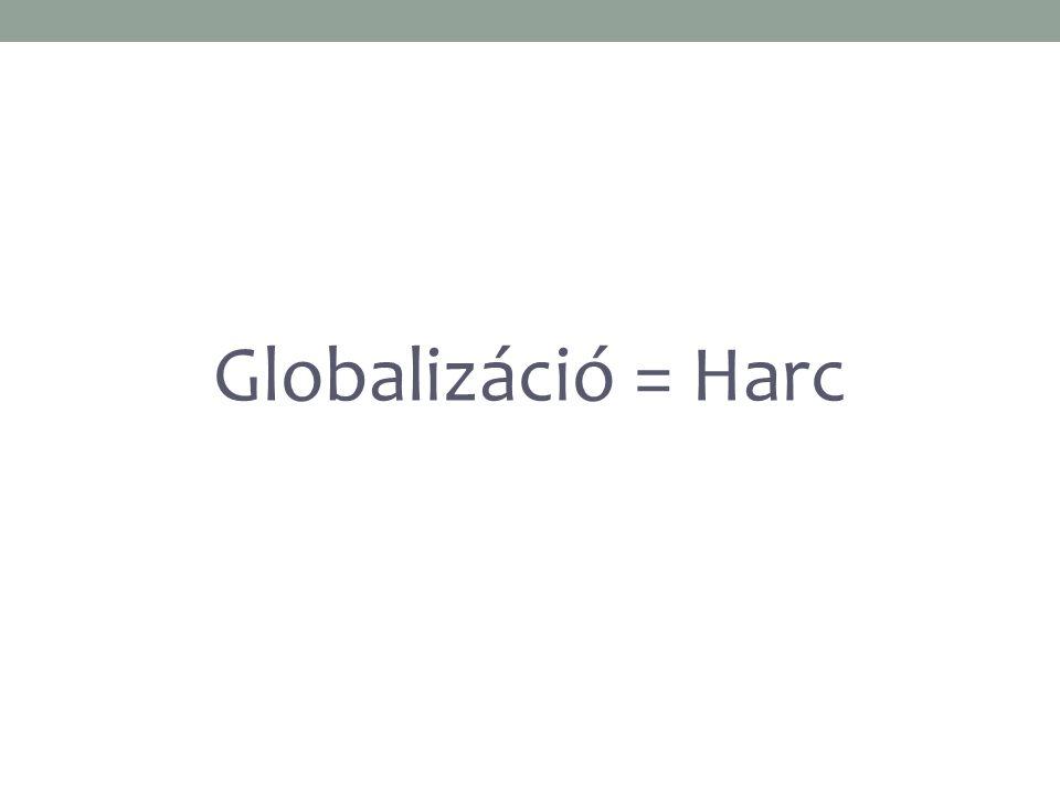 Globalizáció = Harc