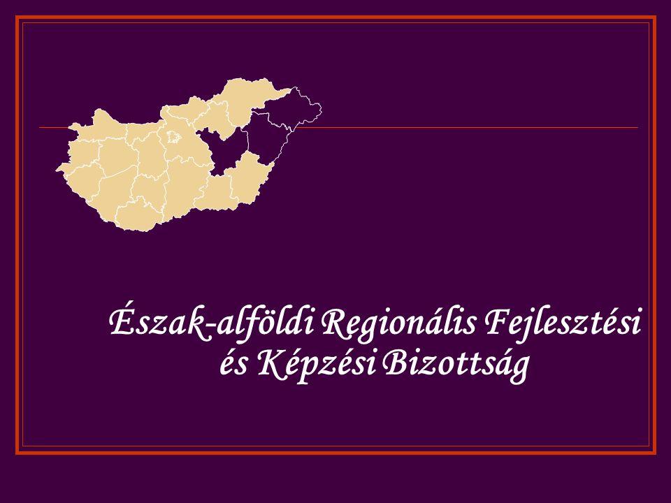 Észak-alföldi Regionális Fejlesztési és Képzési Bizottság