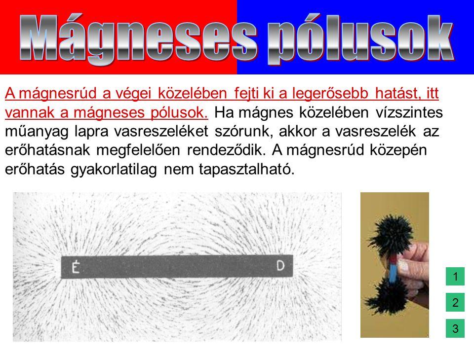 Válasz:A Lorentz erő a mágneses mezőben mozgó töltésre ható erő.