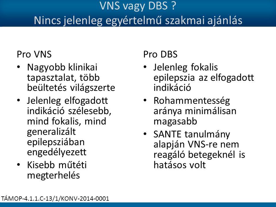 VNS vagy DBS .