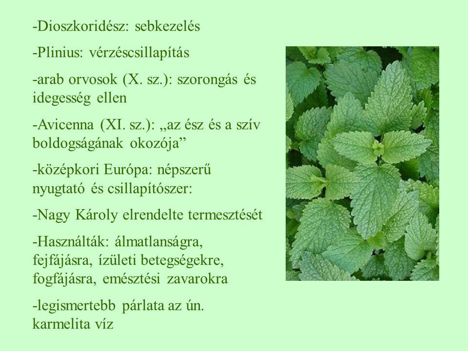 A citromfű gyógyhatása: -sebkezelés, érzéstelenítés: gyulladást okozó baktériumok ellenszere -herpesz és más vírusfertőzések gyógyítója -természetes nyugtató -emésztést elősegítő -nőgyógyászati problémák: simaizom nyugtató