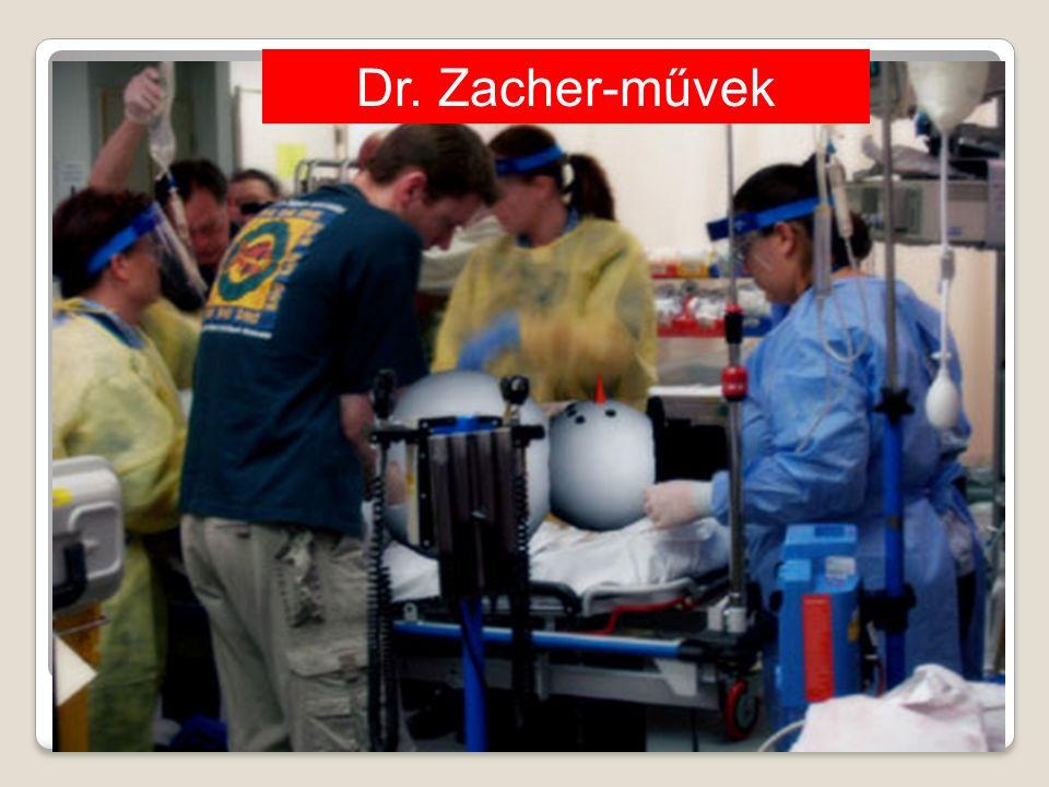 Dr. Zacher-művek