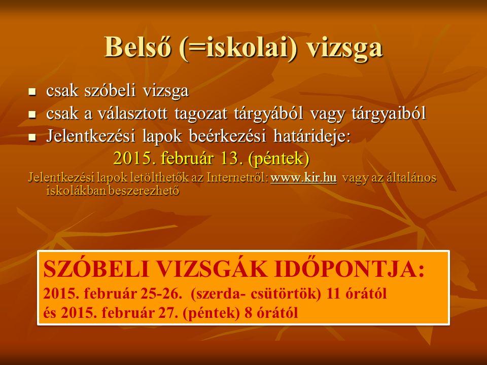 Végül, de nem utolsó sorban … ELÉRHETŐSÉGEINK: www.berzsenyi.hu www.berzsenyi.hu www.berzsenyi.hu Telefon/fax: 359-1613, 359-2205 Telefon/fax: 359-1613, 359-2205 Nyílt Napok: 2014.