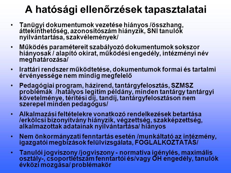 Elérhetőségek Oktatási Hivatal Közép-magyarországi Regionális Igazgatóság Cím: 1132 Budapest, Váci út 18.