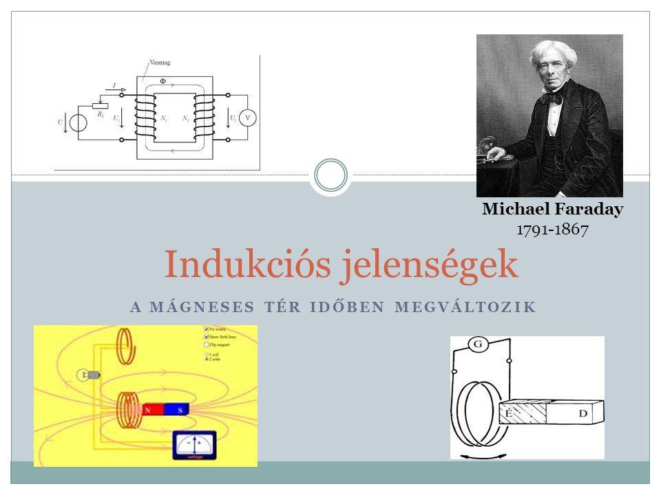 Az áram mágneses hatása Oersted kísérlete 1820-ban egy dán fizikus Hans Christian Oersted észrevette, hogy az árammal átjárt vezető közelében elhelyezett iránytű az áram hatására elfordul.