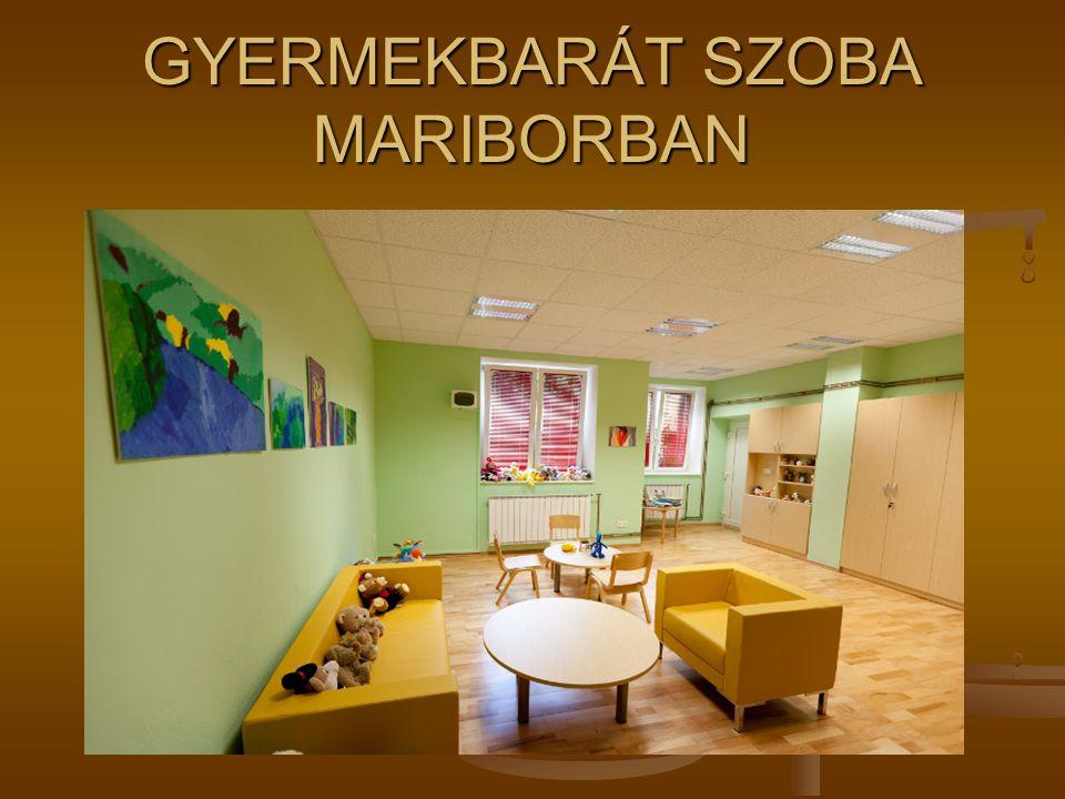 GYERMEKBARÁT SZOBA MARIBORBAN