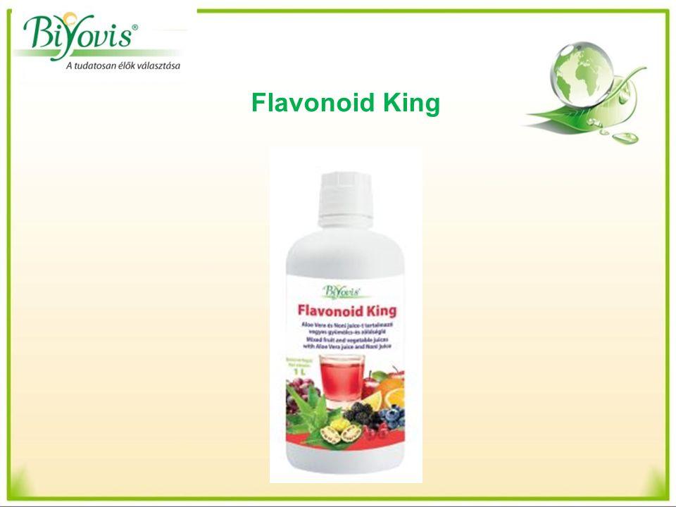 Flavonoid King
