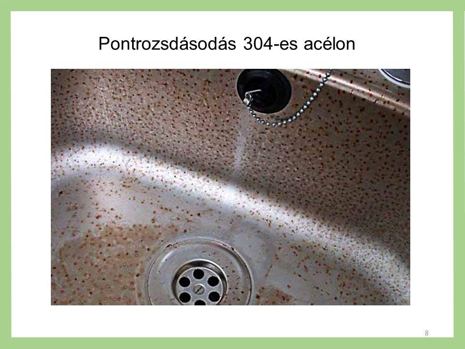 CIP rendszerek Előöblítő víz: származhat a vízvisszaforgató tartályból vagy a vízvezetékből Többször felhasználható egy adott időn belül pl.