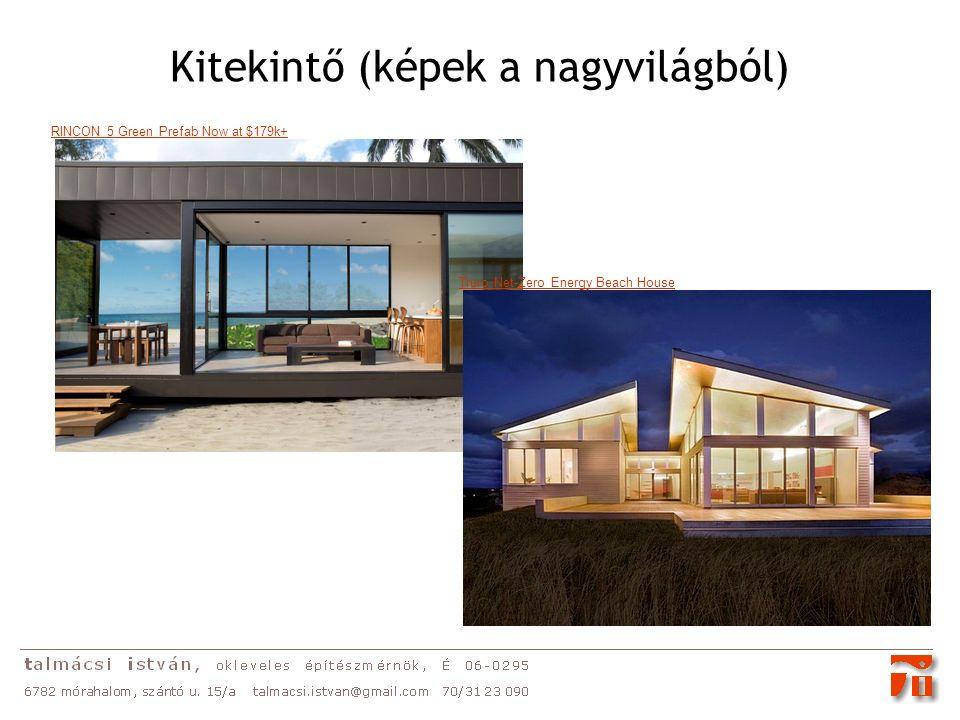 Kitekintő (képek a nagyvilágból) RINCON 5 Green Prefab Now at $179k+ Truro Net-Zero Energy Beach House