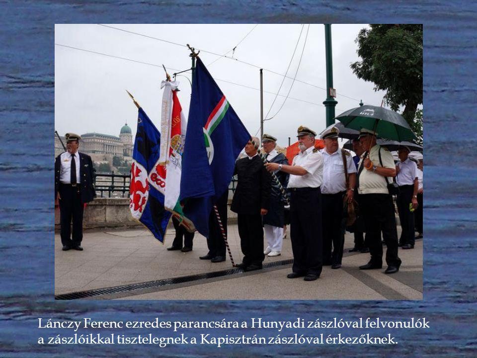 A királyi hajósnép kitartása és július 14-i ragyogó teljesítménye nyitott utat a győzelemhez, ezért méltán a Hajózás Ünnepe is.