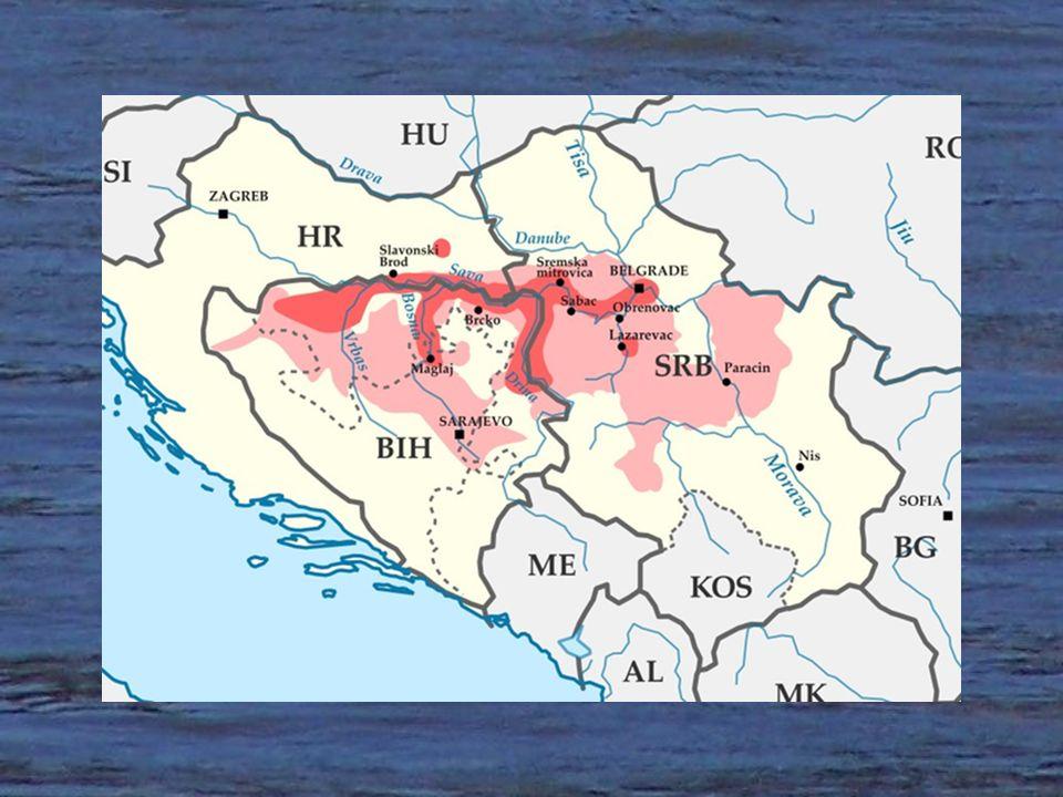 """Az """"évezred árvize Szerbiában, Bosznia-Hercegovinában, Horvátországban, Bulgáriában  2014 tavaszán a hóolvadás és az esőzések miatt megáradtak a szerbiai és szomszédos országok folyói."""