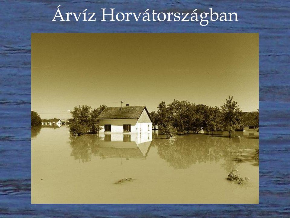 Árvíz Boszniában és Herzegovinában