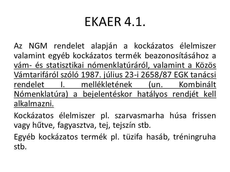 EKAER 4.1.