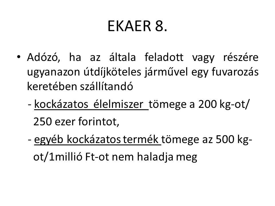 EKAER 8.