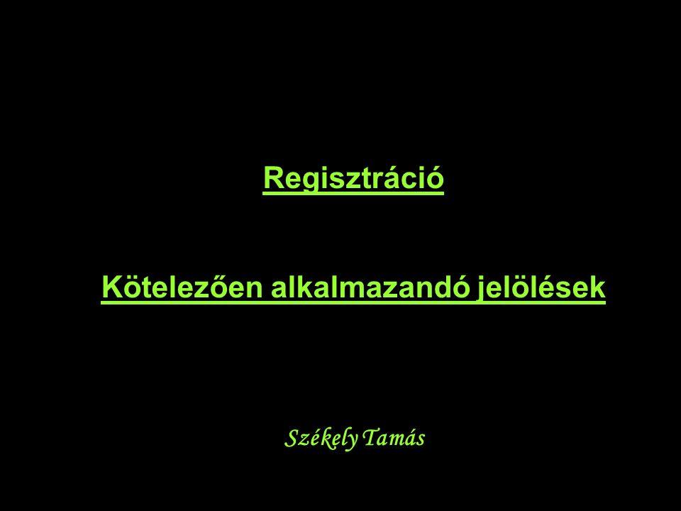 Szabványok, jelölés Paradicsom szabvány Méret: legnagyobb átmérő vagy tömeg vagy darab Kivétel: fürtös, cseresznye, koktélparadicsom, II.
