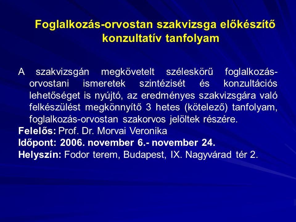 november 13.hétfő 10.00-10.45 ÁK, CK, MK érték. Környezeti monitor.