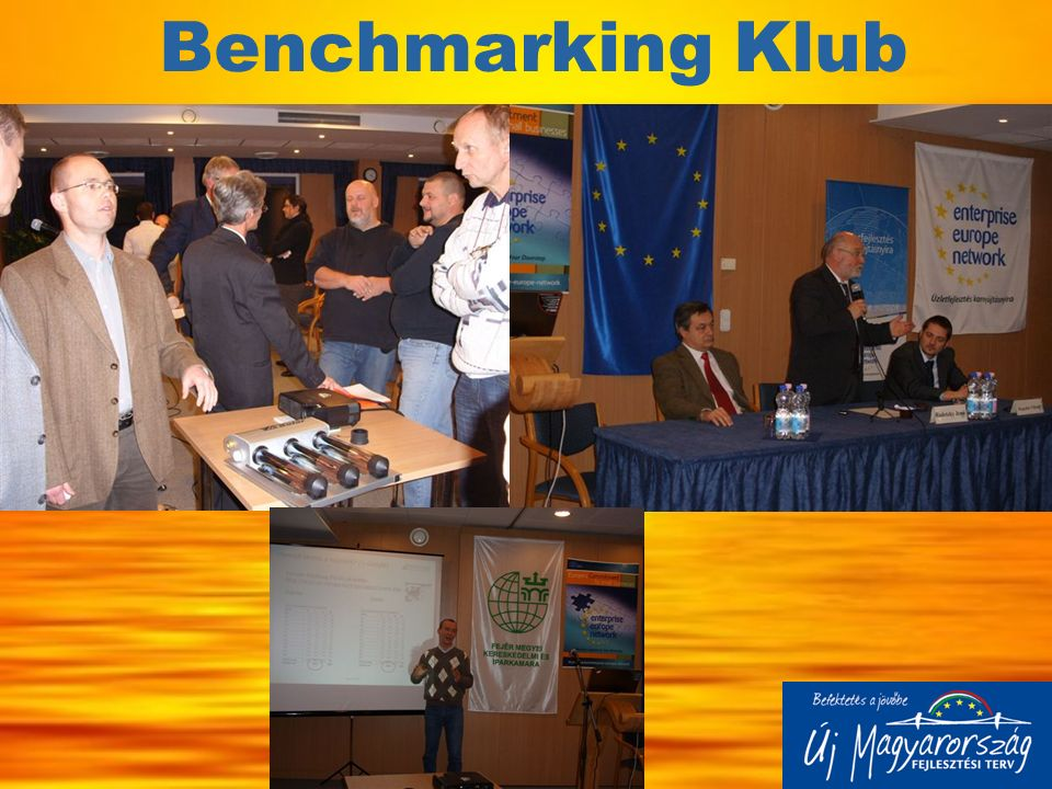 Benchmarking Klub